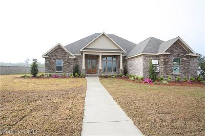 Grand Bay Single Family Home For Sale: 13021 Walter Lee Circle N