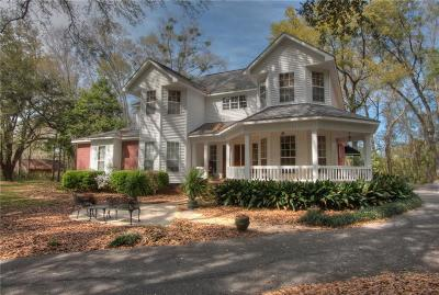 Baldwin County Single Family Home For Sale: 16760 County Road 3