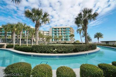 Baldwin County Condo/Townhouse For Sale: 27580 Canal Road #1109