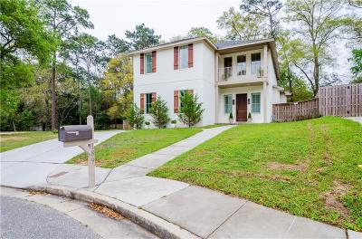 Mobile County Single Family Home For Sale: 189 Rochester Place