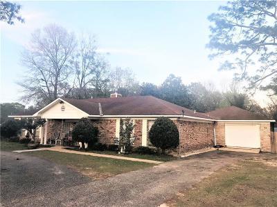 Single Family Home For Sale: 2389 Leroy Stevens Road