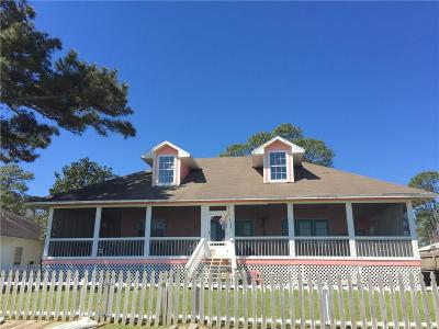 Coden Single Family Home For Sale: 13467 Dauphin Island Parkway