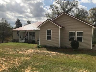 Citronelle Single Family Home For Sale: 20790 Lonnie Walker Road