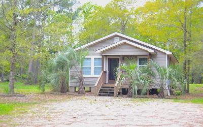 Coden Single Family Home For Sale: 9360 Dauphin Island Parkway