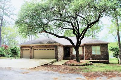 Wilmer Single Family Home For Sale: 5885 Boggy Creek Drive