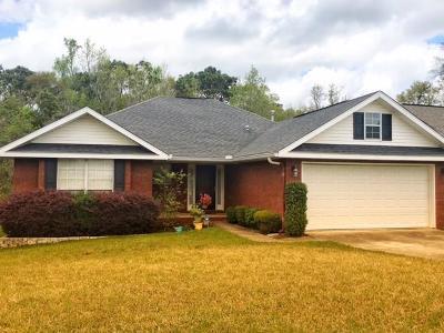 Theodore Single Family Home For Sale: 8260 Cheyenne Street N