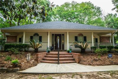 Irvington Single Family Home For Sale: 9661 Ginkle Road W