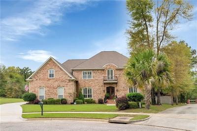Mobile County Single Family Home For Sale: 6630 Red Maple Drive