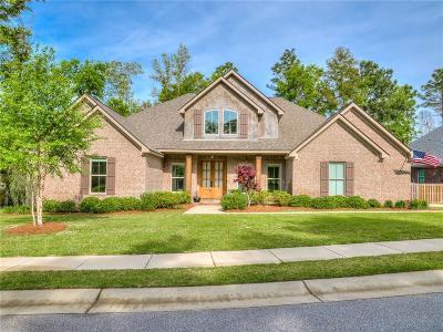 Baldwin County Single Family Home For Sale: 30841 Parapet Court