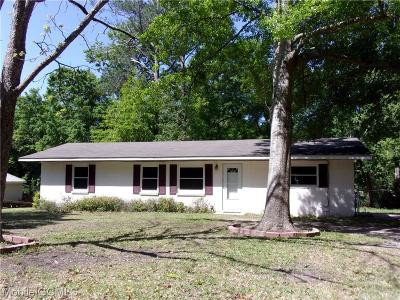 Semmes Single Family Home For Sale: 3761 Wulff Road E