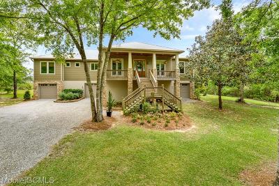 Theodore Single Family Home For Sale: 12229 Sonneborn Drive