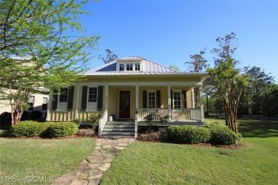 Theodore Single Family Home For Sale: 2877 Freshwater Way N