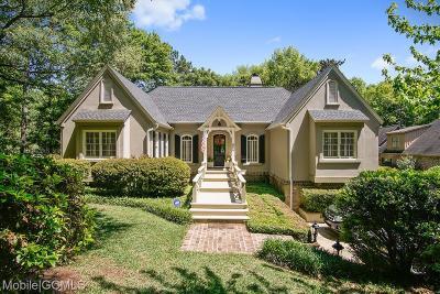 Baldwin County Single Family Home For Sale: 101 Woodcove Drive