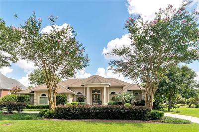 Mobile County Single Family Home For Sale: 7240 Isle Of Palms Drive