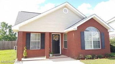 Theodore Single Family Home For Sale: 5310 Cimaron Court W