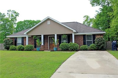 Theodore Single Family Home For Sale: 6799 Barneswood Court