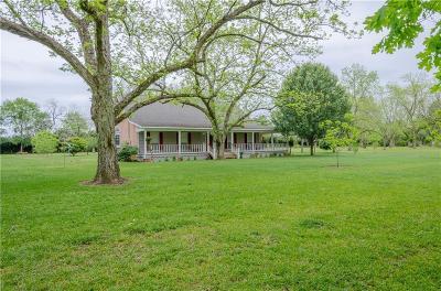 Irvington Single Family Home For Sale: 9901 Magnolia Road