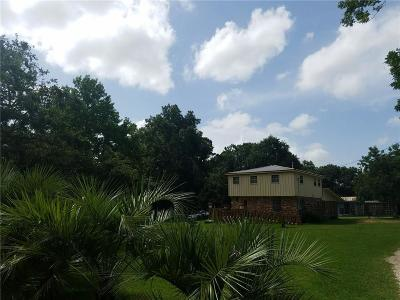 Mobile County Single Family Home For Sale: 8450 Wilson Road