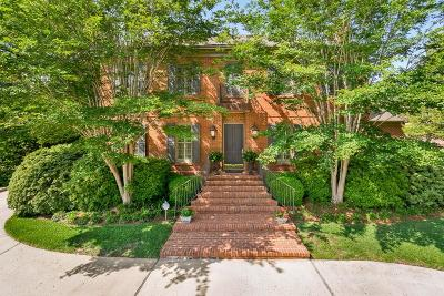 Mobile Single Family Home For Sale: 4008 McGregor Oaks