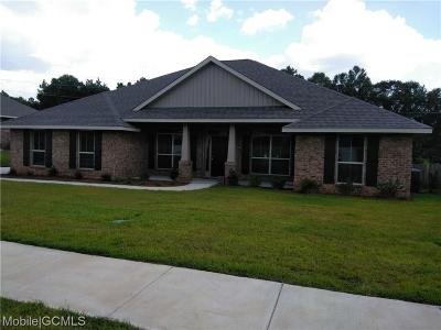 Semmes Single Family Home For Sale: 8671 Fernwood Loop