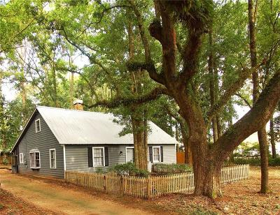 Mobile Single Family Home For Sale: 800 Wesley Avenue