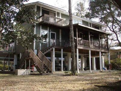 Baldwin County Single Family Home For Sale: 17407 River Road