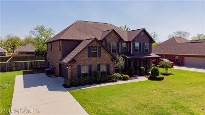 Baldwin County Single Family Home For Sale: 10552 Ahern Drive