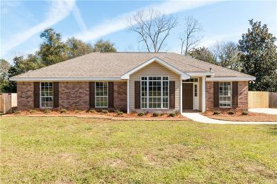 Semmes Single Family Home For Sale: 1990 Ark Drive E