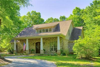 Baldwin County Single Family Home For Sale: 7350 Blakeley Road