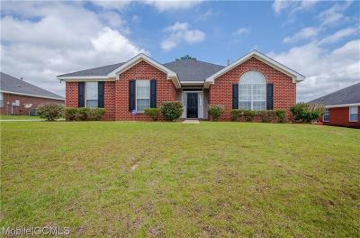 Semmes Single Family Home For Sale: 8530 Palmer Woods Drive