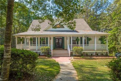Baldwin County Single Family Home For Sale: 29400 Hidden Creek Circle