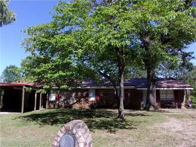 Semmes Single Family Home For Sale: 2484 Melanie Court E
