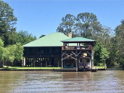 Baldwin County Single Family Home For Sale: 16001 River Drive