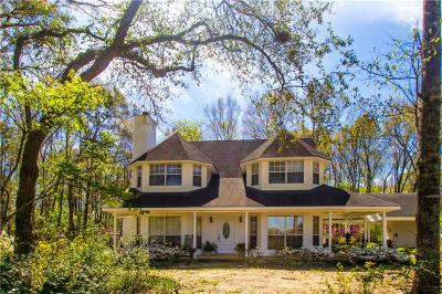Grand Bay Single Family Home For Sale: 10981 Old Pascagoula Road