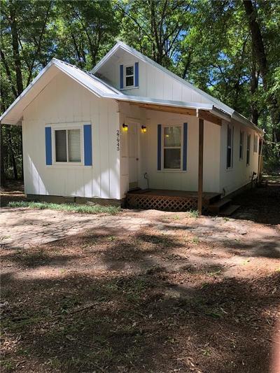 Baldwin County Single Family Home For Sale: 27945 Chandler Lane
