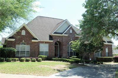 Mobile Single Family Home For Sale: 3407 Raleigh Way
