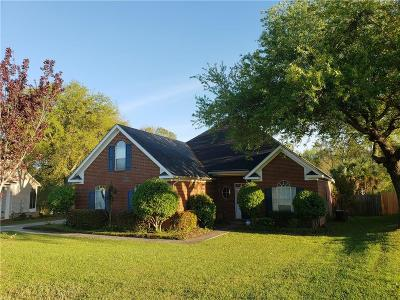 Single Family Home For Sale: 9075 Field Brook Circle S