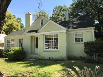Mobile County Single Family Home For Sale: 157 Collins Street E
