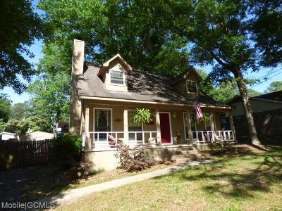 Baldwin County Single Family Home For Sale: 109 Ridgewood Drive