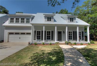 Baldwin County Single Family Home For Sale: 28481 Bay Cliff Lane