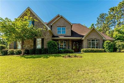 Baldwin County Single Family Home For Sale: 7150 Butterfly Circle