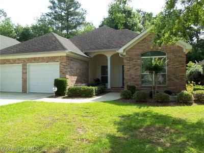 Baldwin County Single Family Home For Sale: 27535 Claiborne Circle