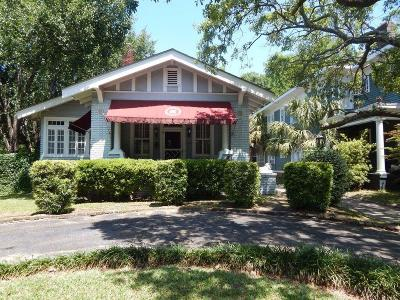 Mobile County Single Family Home For Sale: 1578 Dauphin Street
