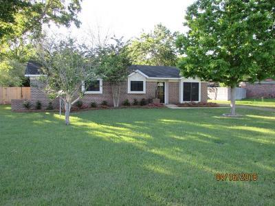 Theodore Single Family Home For Sale: 6550 Apache Run