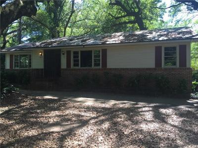 Mobile County Single Family Home For Sale: 5205 Colonial Circle N