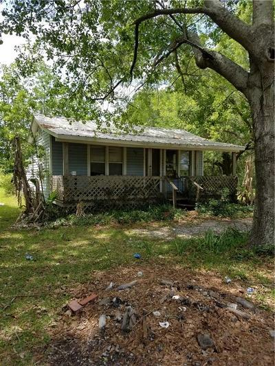 Mobile County Single Family Home For Sale: 7120 March Road
