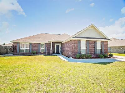 Semmes Single Family Home For Sale: 4132 Winchester Drive W