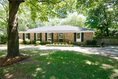 Mobile Single Family Home For Sale: 54 Ridgelawn Drive W