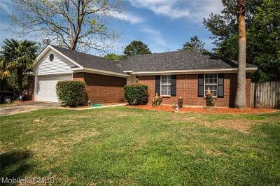 Single Family Home For Sale: 2445 Bobwhite
