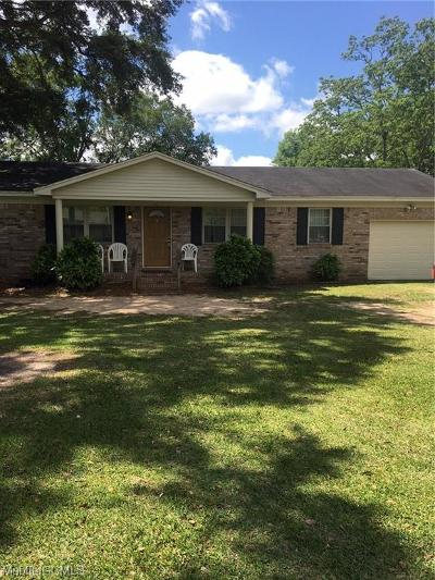 Theodore Single Family Home For Sale: 7531 Paddock Drive